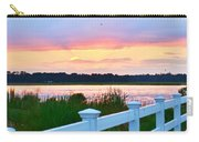 Sunset On The Indian River Carry-all Pouch