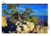 Sunset On The North Rim - Grand Canyon Carry-all Pouch