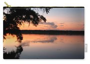Sunset On The Ogeechee Carry-all Pouch