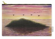 Sunset On The Pacific Carry-all Pouch