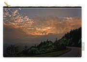 Sunset On The Parkway Carry-all Pouch