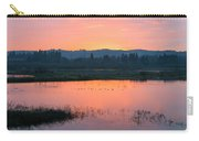 Sunset On The Refuge Carry-all Pouch