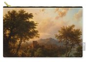 Sunset On The Rhine Carry-all Pouch