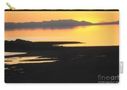 Sunset On The Salt Lake 2 Carry-all Pouch