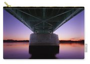 Sunset On The Susquehanna Carry-all Pouch