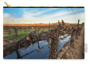 Sunset On The Vine Carry-all Pouch