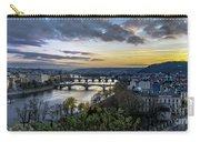 Sunset On The Vltava Carry-all Pouch