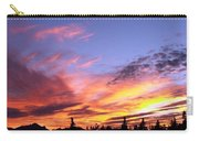 Sunset On Vancouver Island Carry-all Pouch