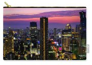 Sunset Over Bangkok Carry-all Pouch