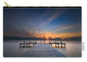 Sunset Over Barnegat Bay Carry-all Pouch