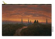 Sunset Over Dresden Carry-all Pouch