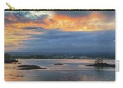 Sunset Over Hilo Carry-all Pouch