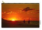 Sunset Over Indiana Dunes Carry-all Pouch