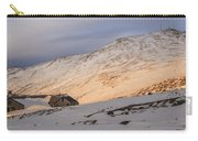 Sunset Over Lakes Of The Clouds Carry-all Pouch