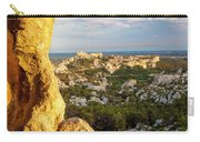 Sunset Over Les Baux Carry-all Pouch