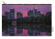 Sunset Over Midtown Carry-all Pouch by Doug Sturgess
