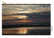 Sunset Over Navarre Carry-all Pouch