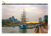 Sunset Over River  Liffey 2 Carry-all Pouch