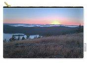 Sunset Over San Juan Islands Carry-all Pouch
