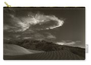 Sunset Over Sand Dunes Death Valley Carry-all Pouch