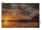 Sunset Over Shark River Carry-all Pouch