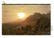 Sunset Over Sicily Carry-all Pouch
