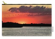 Sunset Over Tampa Bay 2 Carry-all Pouch