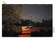 Sunset Over The Caloosahatchee Carry-all Pouch