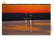 Sunset Over The Denison Dam Carry-all Pouch