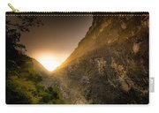 Sunset Over The Gorge Carry-all Pouch