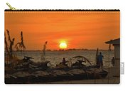 Sunset Over The Gulf 1 Carry-all Pouch