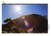Sunset Over The Olgas Carry-all Pouch
