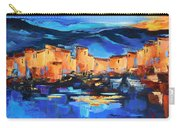 Sunset Over The Village 2 By Elise Palmigiani Carry-all Pouch
