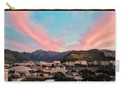 Sunset Over Uh Manoa Carry-all Pouch