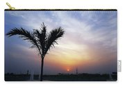 Sunset - Palm Tree Carry-all Pouch