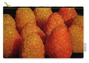 Sunset Raspberries Carry-all Pouch