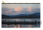 Sunset Reflecting Off Priest Lake Carry-all Pouch