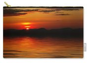 Sunset Reflection On The Lake Carry-all Pouch