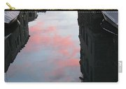 Sunset Reflections In Venice Carry-all Pouch