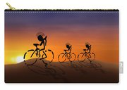 Sunset Riders Carry-all Pouch