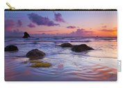 Sunset Ripples Carry-all Pouch