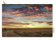 Sunset Road Carry-all Pouch