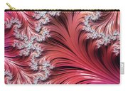 Sunset Romance Abstract Carry-all Pouch