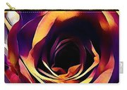 Sunset Rose Carry-all Pouch