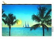 Sunset Sailor Carry-all Pouch by Bill Cannon