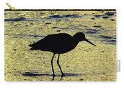 Sunset Sandpiper Carry-all Pouch