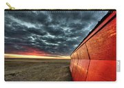 Sunset Saskatchewan Canada Carry-all Pouch