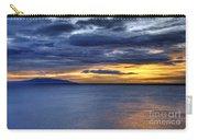 Sunset Seascape Alaska Carry-all Pouch