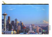 Sunset Seattle Carry-all Pouch