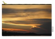 Sunset Shelbyville Carry-all Pouch